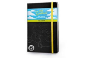 Moleskine The Simpsons Limited Edition Notebook, Large, Plain, Yellow, Hard Cover (5 x 8.25)