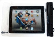 DRYCASE DC-17 / DryCASE Waterproof Tablet Case f/iPad/Kindle/Tablets
