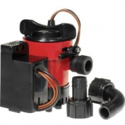 JOHNSON PUMP 05703-00 / Johnson Pump 750GPH Auto Bilge Pump 1.9cm Hose Mag Switch 12V