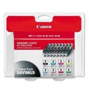 Canon CLI-8, 0620B015 (CLI8) Multipack OEM Genuine Inkjet/Ink Cartridge (One each