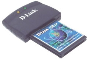 D-Link DCF-650W Wireless CompactFlash Adapter