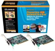 Cisco-Linksys HPN200SK HomeLink Phoneline 10M Network-in-the-Box