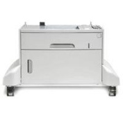 HP Lj M5035 1-TRAY Cabinet 500-SHEET Input Tray with Integrated Storage Cabinet