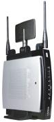 Cisco-Linksys WRT350N Wireless-N Gigabit Router with Storage Link