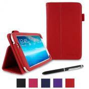 rooCASE Samsung GALAXY Tab 3 18cm 20cm 25cm Dual-Station Folio Case Cover