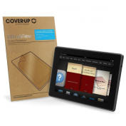 Cover-Up UltraView All-New Amazon Kindle Fire HD 2013 Tablet Crystal Clear Invisible Screen Protector