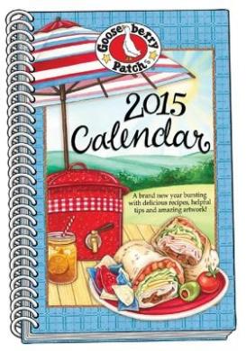 2015 Gooseberry Patch Appointment Calendar (Gooseberry Patch Calendars)