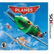TAKE-TWO 02351 / Disney Planes Action/Adventure Game - Cartridge - Nintendo 3DS