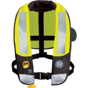 MUSTANG SURVIVAL MD3183/T3 / Mustang MD3183 T3 High Visibility Inflatable PFD w/HIT
