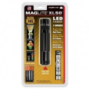 MAGLITE XL50-S3016 / MAGLITE XL50 LED 3-Cell Black