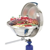 MAGMA Magma Marine Kettle Gas Grill Party Size 43cm w/Hinged Lid / A10-215 /