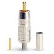 Canare RCAP-C3A Crimp RCA for Canare A2V1 or A2V2-L or V-3C or L-3C2VS Cable-by-Canare