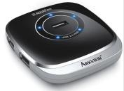 SABRENT 4-Port Usb Powered High Performance USB 2.0 Hub USB-AHUB