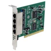SEDNA - PCI 4 Port 10/100 Ethernet Switch