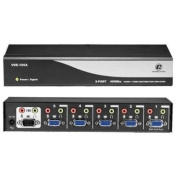ConnectPRO VSE-105A 5-Port Video/Audio Distribution Amplifier