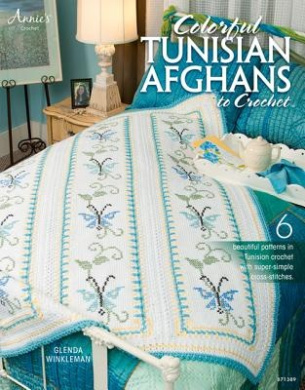 Colorful Tunisian Afghans to Crochet (Annie's Crochet)