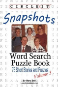 Circle It, Snapshots, Word Search, Puzzle Book