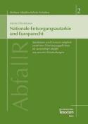 Nationale Entsorgungsautarkie Und Europarecht [GER]