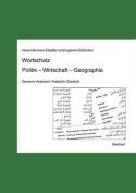 Wortschatz Politik - Wirtschaft - Geographie [GER]