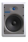 Leviton SGI80-W 20cm Two-Way In-Wall Loudspeaker, White