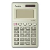Canon - 8-Digit Mini Calculator, w/Case, Dual Power, 6cm x10cm x3/8, Sold as 1 Each, CNM LS270G