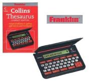 Franklin- Tpq109 Collins Thesaurus Compact Edition