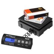 Ultraship 34kg Electronic Digital Shipping Postal Kitchen Scale