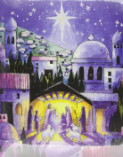 Nativity Scene Advent / Carous