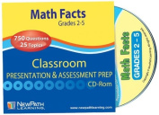 NewPath Learning Math Facts Interactive Whiteboard CD-ROM, Site Licence, Grade 2-5