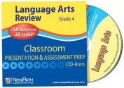 NewPath Learning Language Arts Interactive Whiteboard CD-ROM, Site Licence, Grade 4