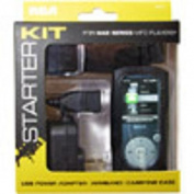 STARTER KIT FOR M42 SERIES MP3 PLAYERS