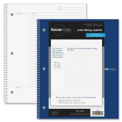 TOP90223 - Tops FocusNotes Notebook, 11 x 9, White, 100 SH