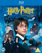 Harry Potter and the Sorcerer's Stone [Region 1] [Blu-ray]