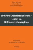 Software-Qualitatssicherung  [GER]