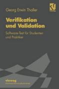 Verifikation Und Validation  [GER]