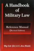 A Handbook of Military Law