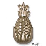 Michael Healy Designs MH1503 Hospitality Pineapple Door Knocker Nickel Silver