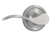Weslock 605U-LH, Satin Nickel