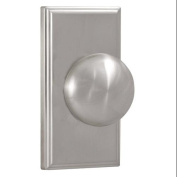Weslock 3710I Impresa Privacy Door Knob with Woodward Rose from the Elegance Col