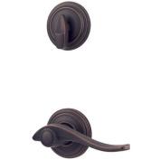Avalon Single Cylinder Venetian Bronze Left-Handed Interior Pack
