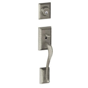 Schlage F58-ADD Addison Single Cylinder Exterior Entrance Handleset from the F-S