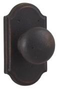 Weslock 07110F1F1SL20 Wexford Knob, Oil-Rubbed Bronze