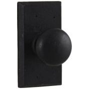 Weslock 7340F, Black