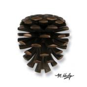 Michael Healy Designs MH2294 Pinecone Door Knocker Oiled Bronze