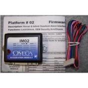Omega IM02 Upgradeable Vehicle Door Lock Alarm Interface Research