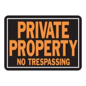 25cm x 36cm Private Property Sign
