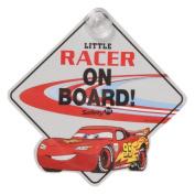 "Disney ""Little Racer On Board"" Sign"