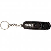 Sabre Personal Safety Alarm with Black Key Ring