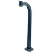 Viking Electronics VK-VE-GNP-IG Black Gooseneck Pedestal