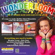 Wonder Loom Rubber Band Bracelet Kit